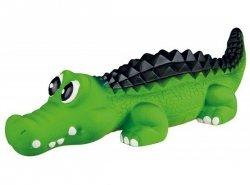Trixie Krokodyl lateksowy piszczący 33cm [3529]