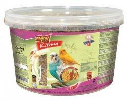 Vitapol Karma dla papugi falistej wiaderko 3L / 2,4kg [2161]