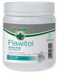 Dr Seidel Flawitol z HMB dla psów aktywnych - proszek 400g