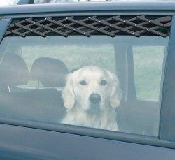 Trixie Kratka wentylacyjna do samochodu mała czarna [13101]