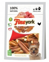 Prozoo Fine York Mini Munchy Chicken 80g