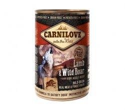 Carnilove Lamb & Wild Boar Adult 400g