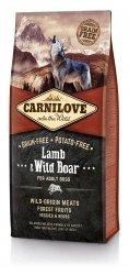 Carnilove Lamb & Wild Adult 12kg