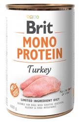 Brit Mono Protein Turkey 400g - Indyk