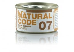 Natural Code Cat 07 Chicken and beef 85g