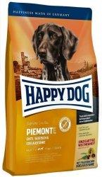 Happy Dog Supreme Piemonte Kaczka, Ryby i Kasztany 10kg