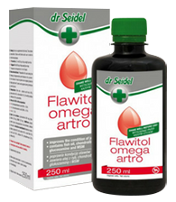 Dr Seidel Flawitol Omega Artro poprawa kondycji stawów 250ml