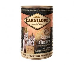 Carnilove Salmon & Turkey Puppy 400g