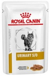 ROYAL CANIN CAT Urinary S/O  chicken 85g (saszetka)