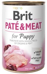 Brit Pate & Meat Puppy 400g - Szczenięta