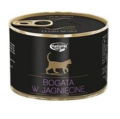 Natural Taste Cat z Jagnięciną 185g