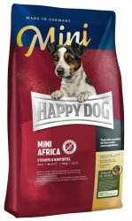 Happy Dog MINI Africa - Struś 300g