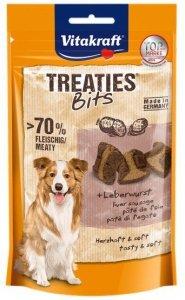 Vitakraft Dog Treaties Bits - Smaczne Kawałki - wątroba 120g
