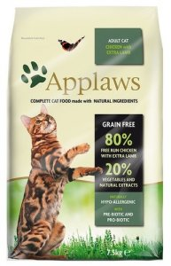 Applaws Cat Adult Chicken and Lamb 7,5kg