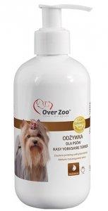 Over Zoo Odżywka do włosów Yorkshire Terrier 240ml