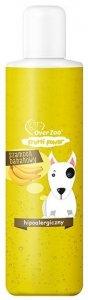 Over Zoo Frutti Power Szampon bananowy hipoalergiczny dla psa 200ml