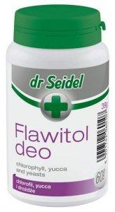 Dr Seidel Flawitol Deo z chlorofilem i Yucca Schidigera 60 tabletek