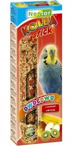 Nestor Kolba Papuga mała owocowa 2szt