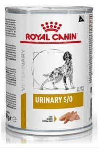 ROYAL CANIN Urinary S/O Canine 410g (puszka)