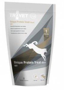 TROVET UDT Unique Protein Treat z kaczką 125g