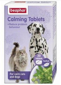 Beaphar Calming Tablets 20 tabletek