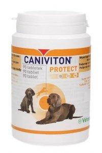 Vetoquinol Caniviton Protect 90 tabletek