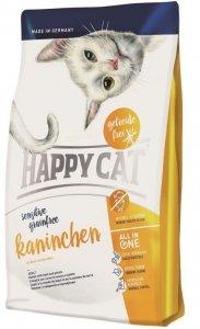 Happy Cat Sensitive Kaninchen Królik 300g