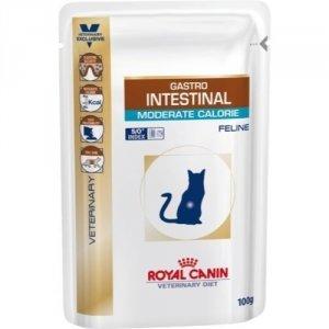 ROYAL CANIN CAT Gastro Intestinal Moderate Calorie 100g (saszetka)