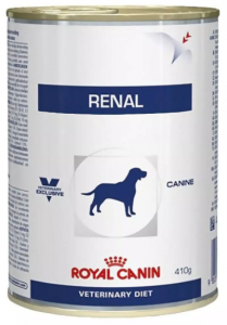 ROYAL CANIN Renal Canine 410g (puszka)