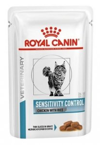 ROYAL CANIN CAT Sensitivity Control 85g (saszetka)