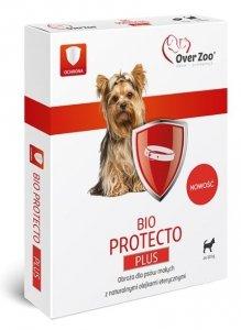 Over Zoo Bio Protecto Plus Obroża dla małego psa 35cm