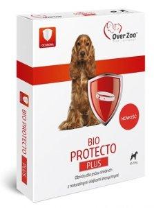 Over Zoo Bio Protecto Plus Obroża dla średniego psa 60cm