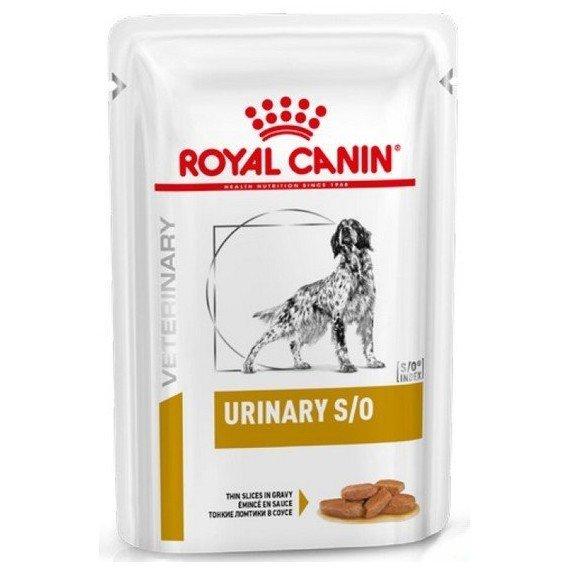 ROYAL CANIN Urinary S/O Canine 100g saszetka