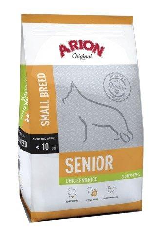 Arion Original Senior Small Chicken & Rice 3kg