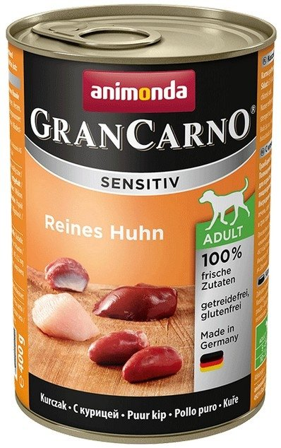 Animonda Gran Carno Sensitiv Kurczak 400g