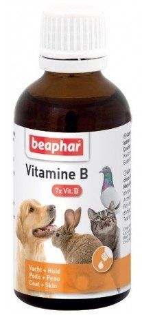 Beaphar Vitamin-B-Komplex krople 50ml