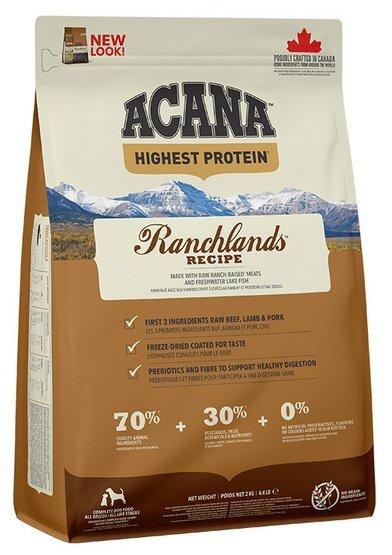 Acana Ranchlands Dog 2kg