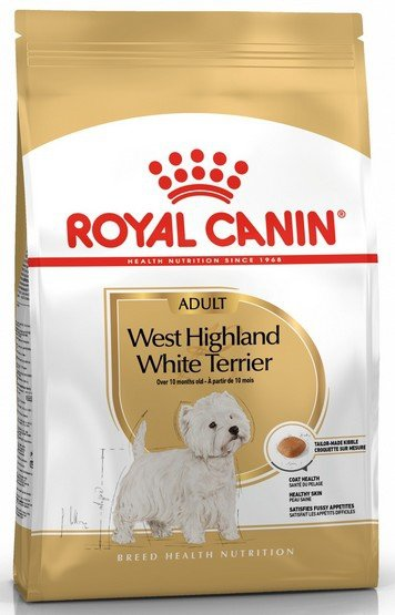 Royal Canin West Highland White Terrier 21 Adult 1,5kg