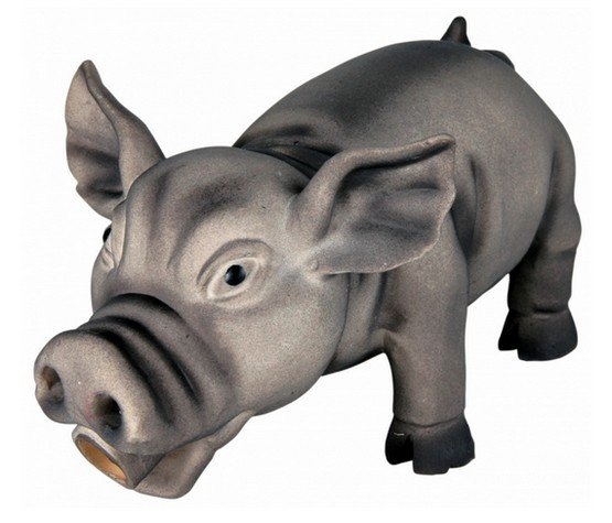 Trixie Świnia Lateks 17cm [35490]
