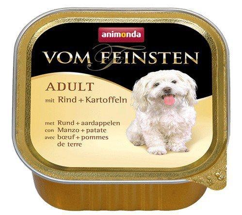 Animonda vom Feinsten Adult Wołowina i Ziemniaki 150g