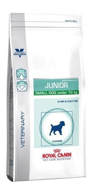 ROYAL CANIN Junior Small Dog Pediatric 2 kg