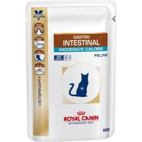 ROYAL CANIN CAT Gastro Intestinal Moderate Calorie 100g (saszetka)