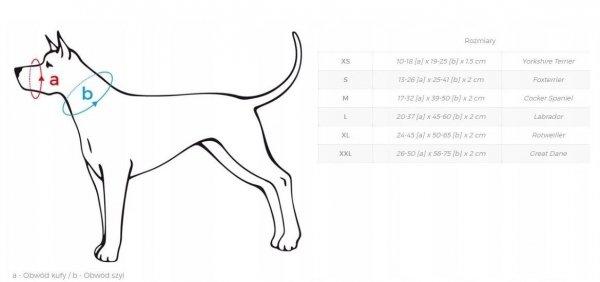 Amiplay Halter L N4 Labrador niebieski