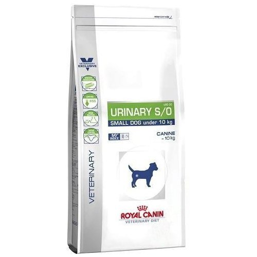 ROYAL CANIN Urinary S/O Small Dog Canine 1,5 kg