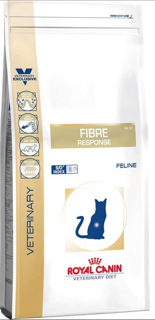 ROYAL CANIN CAT Fibre Response 400 g