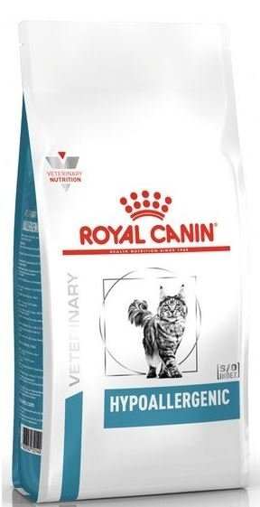 ROYAL CANIN CAT Hypoallergenic 2,5kg