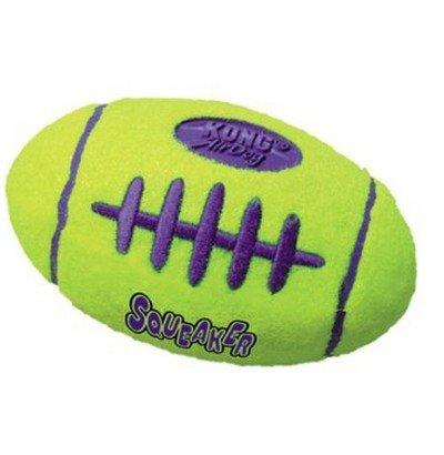 KONG Airdog Squeaker Football Medium 12cm [ASFB2]
