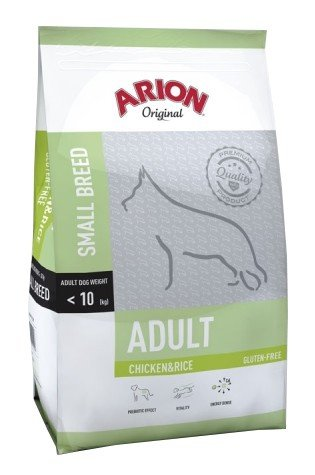 Arion Original Adult Small Chicken & Rice 7,5kg