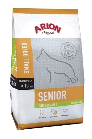 Arion Original Senior Small Chicken & Rice 7,5kg
