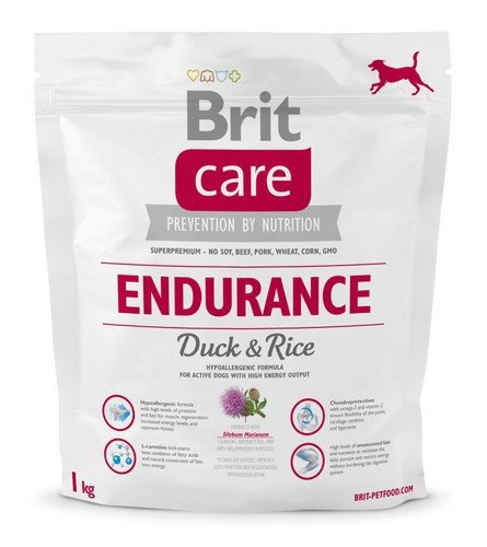Brit Care Endurance Duck and Rice 1kg